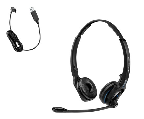 sennheiser mb pro 2 casque t l phonique bluetooth 2 couteurs. Black Bedroom Furniture Sets. Home Design Ideas