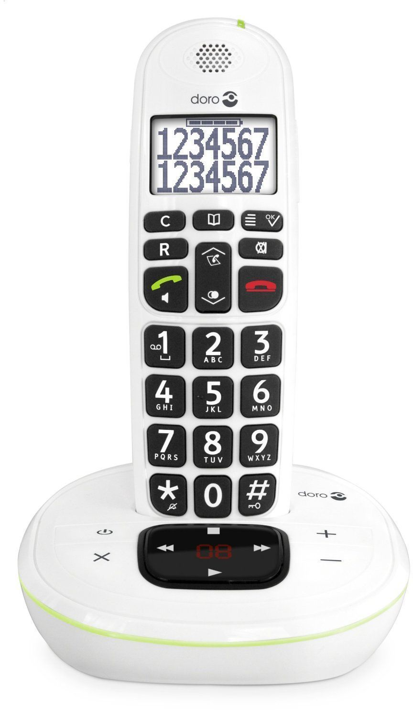 doro phoneeasy 115 t l phone senior fixe sans fil. Black Bedroom Furniture Sets. Home Design Ideas