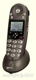 geemarc amplidect combi 355 t l phone senior fixe sans fil. Black Bedroom Furniture Sets. Home Design Ideas
