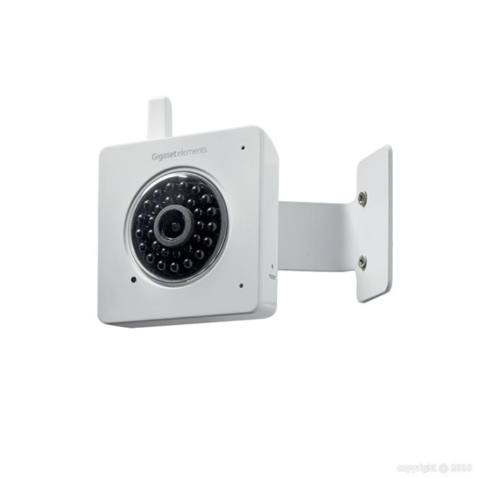 Gigaset elements camera cam ra int rieur wifi - Camera wifi interieur ...