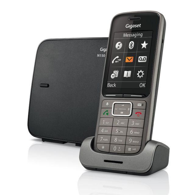 Siemens Gigaset SL PRO Téléphone Sans Fil Combiné - Téléphone sans fil longue portée